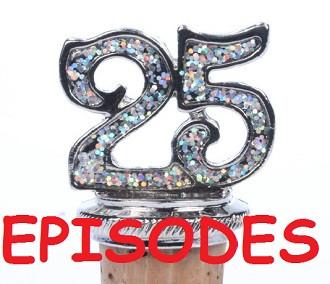 Ep. 25: We Hit A Milestone!!
