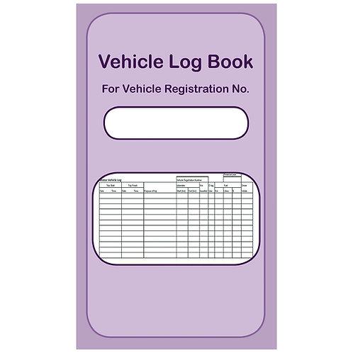 Handy Vehicle Log Book