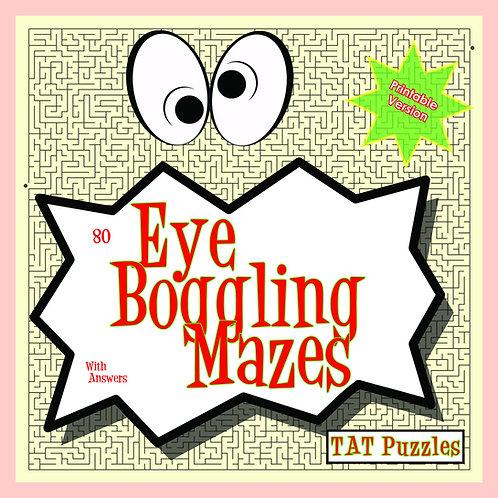 Eye Boggling Mazes
