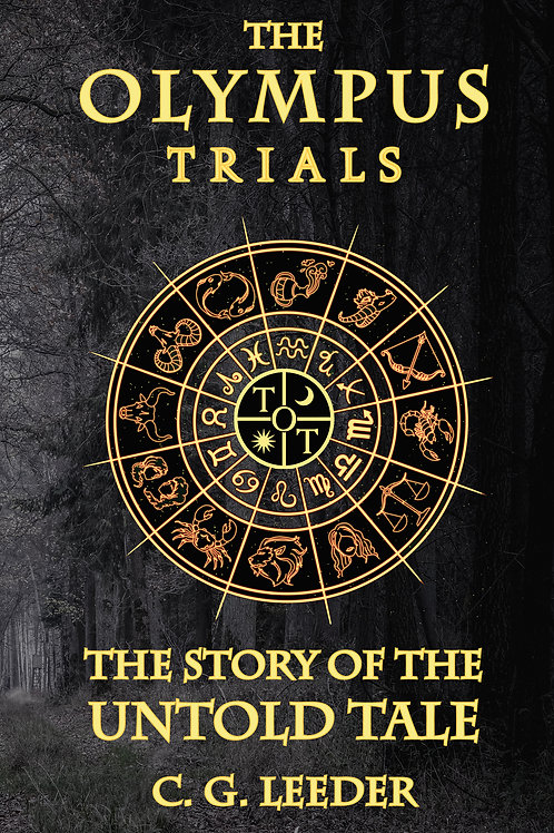 The Olympus Trials - The story of the untold tale