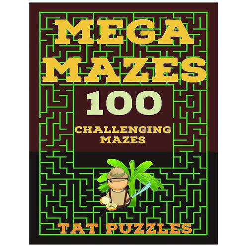 Mega Mazes  Volume 1