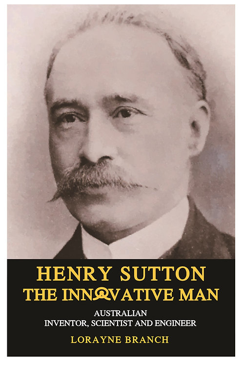 Henry Sutton The Innovative Man