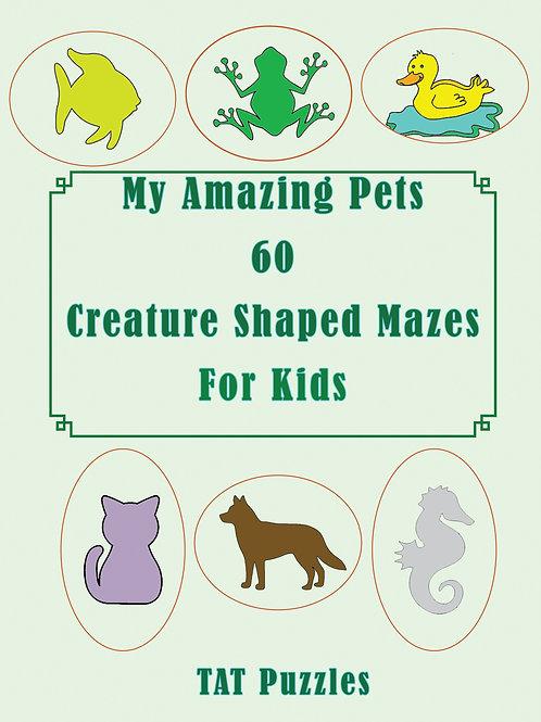 My Amazing Pets Mazes
