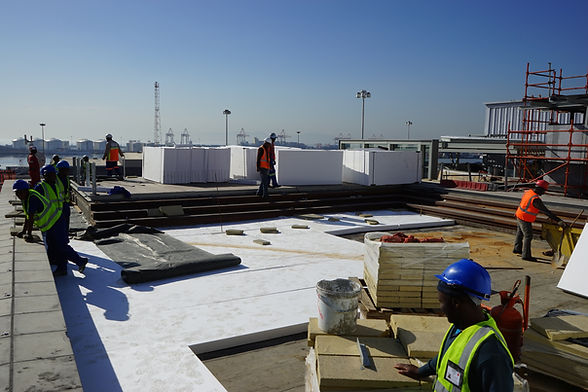 PolyRoof - Polystyrene Insulation For Inverted Roof Insulation