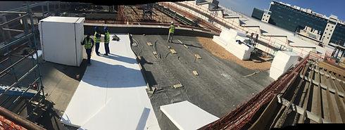 Warm Concrete Roof Insulation