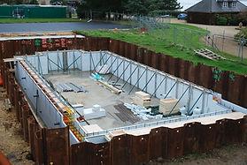 Polystyrene Pool Insulation