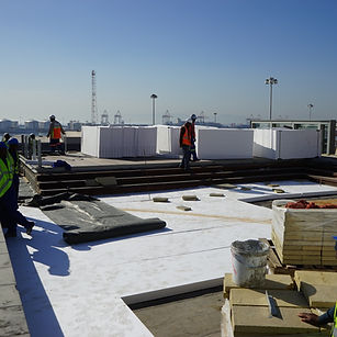 Polystyrene For Roof Insulation