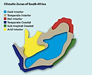 Thermal R-Values In South Africa