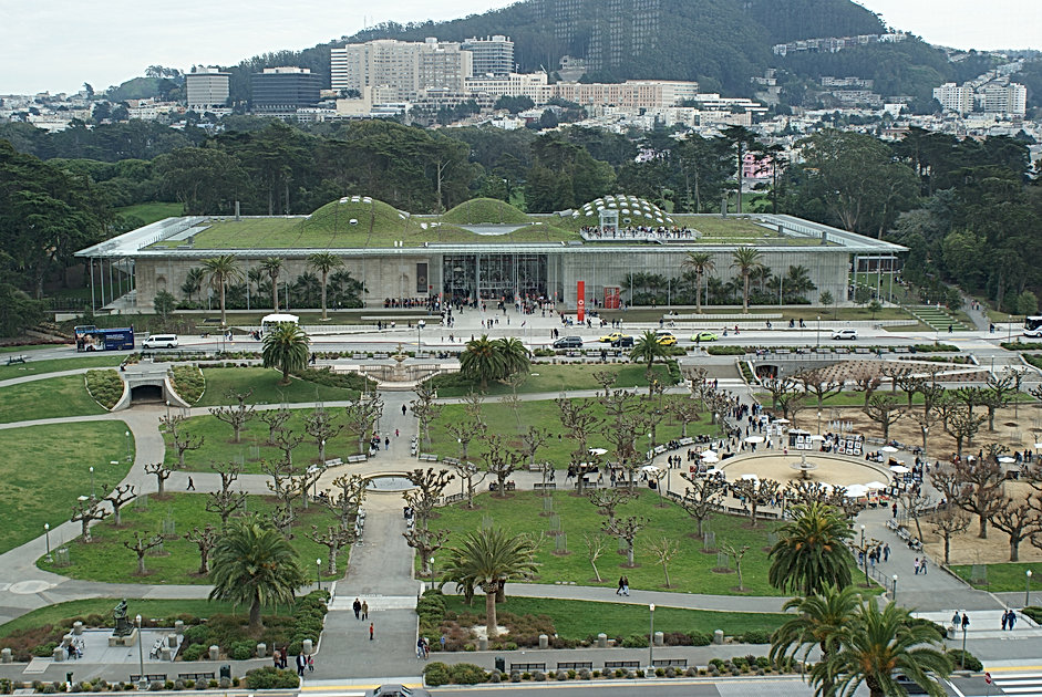 Academy Of Sciences Museum In San Franci