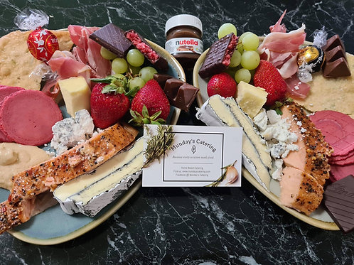 Deluxe Date Night Box for 2 people