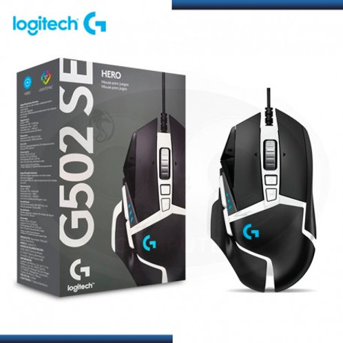 Mouse Gamer Logitech G502 SE