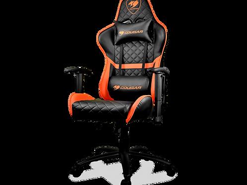 Silla Gamer Profesional Cougar Armor One Orange