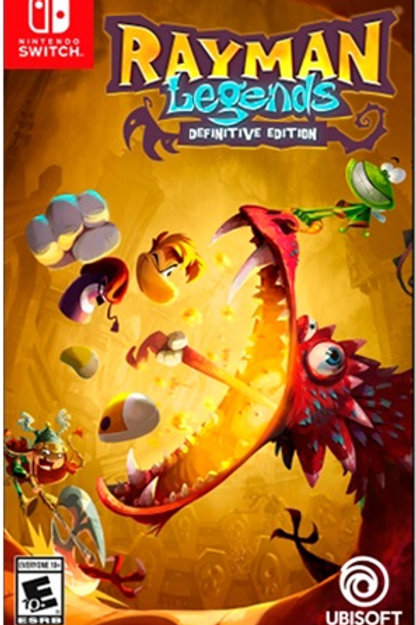 Rayman Legends Definitive Edition (EUR)