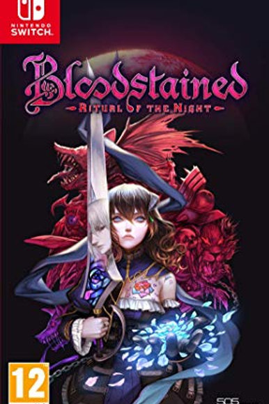 Bloodstained Ritual Of The Night (EUR)
