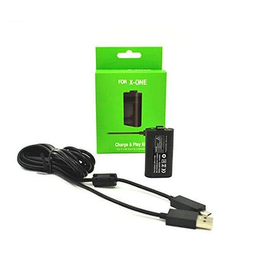 Bateria Carga y Juega Interno Xbox One