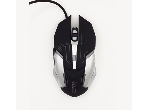 Mouse Gamer Njoy Tech Black inferno