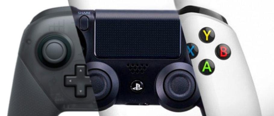 Personaliza tu mando PS4/XBOXONE/SWITCH