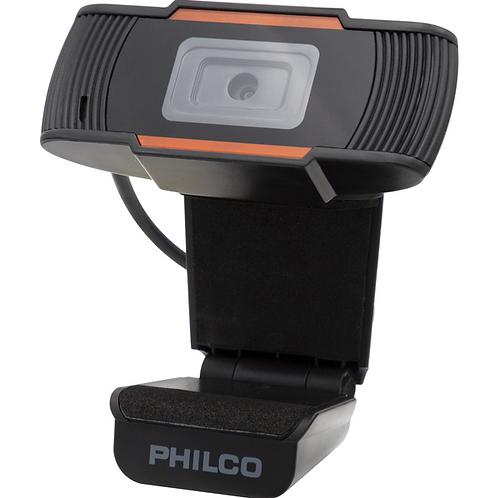 Webcam Philco HD 720p conexion Usb