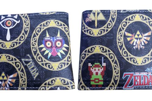 Billetera con Diseño The Legend of Zelda