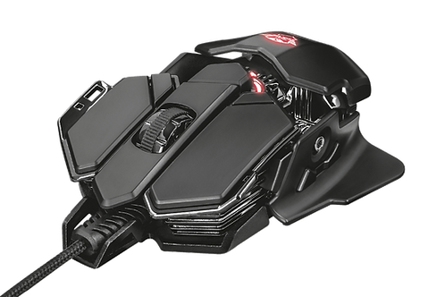 Mouse Gamer Mecanico Trust X-Ray GXT138