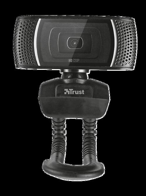 Webcam Trust Trino  HD 720p conexion Usb