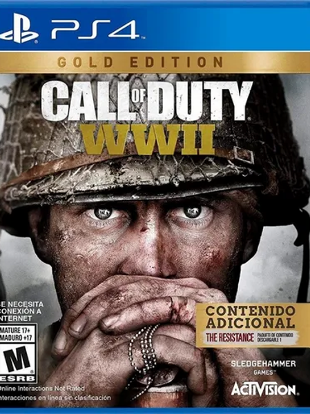 Call of Duty: WWII Gold Edition