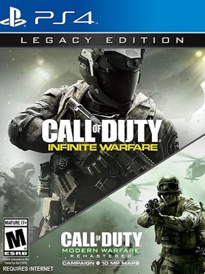 Call of Duty: Infinite Warfare: Legacy Ed.
