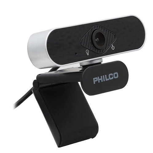 Webcam Philco Full HD 1080p conexion Usb