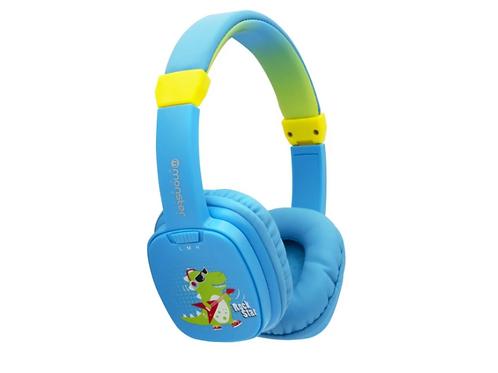 Audifonos Kids monster Dinosaurio