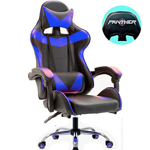 SILLA GAMER CON LUCES LED RGB PANTHER