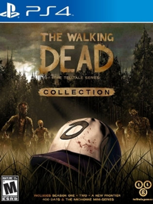 The Walking Dead The Telltale Collection