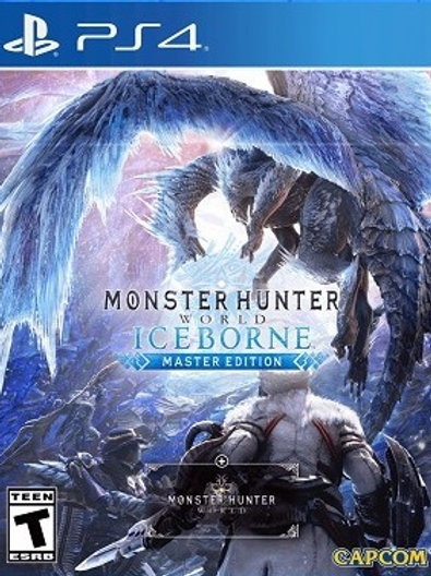 Monster Hunter World: Iceborne Master Ed.