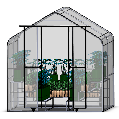 Garden Green House FG2-M