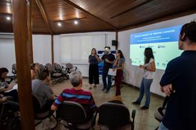 Atividade de Capacitação de Professores de Cariacica