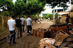O Projeto Amigos da Jubarte pede apoio as vítimas das enchentes!