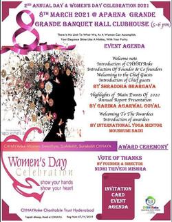 International Women's Day Award