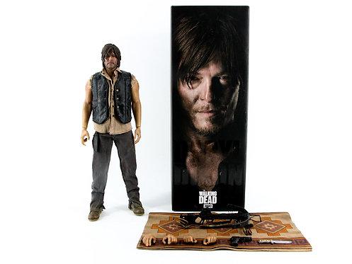 Threezero The Walking Dead Daryl Dixon - Excellent - CIB