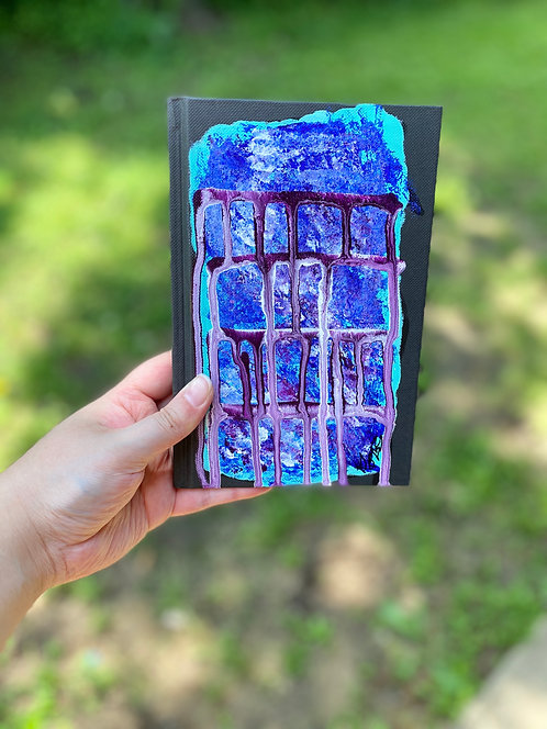 Hand-Painted Journal
