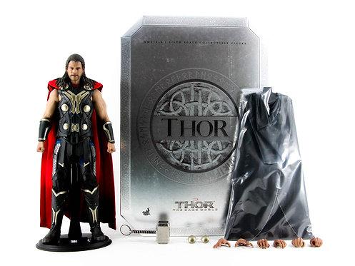Hot Toys MMS225 Thor TDW Thor (Light Asgardian armour) - Excellent - PCIB