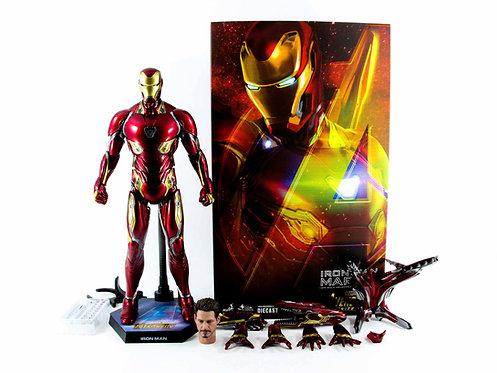 Hot Toys MMS473D23 Avengers Infinity War Iron Man Mark L (50) - Excellent- CIB