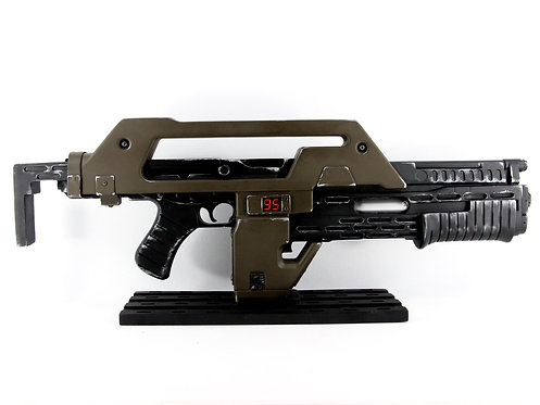 Hollywood Collectibles Aliens Pulse Rifle Replica - Excellent - CIB