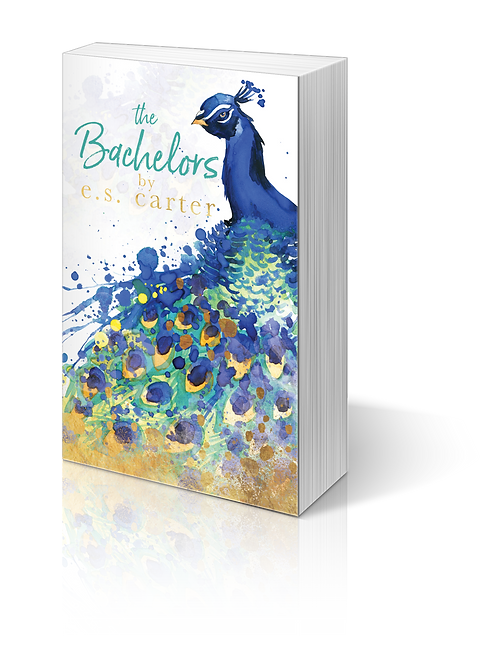 Signed Paperback The Bachelors