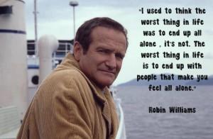 depression robin williams
