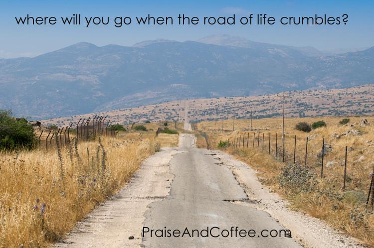 road crumbles copy