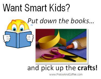 Want Smart Kids?
