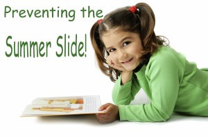 Preventing the Summer Slide