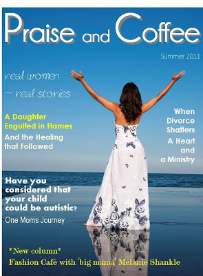 The Summer Praise and Coffee Magazine!