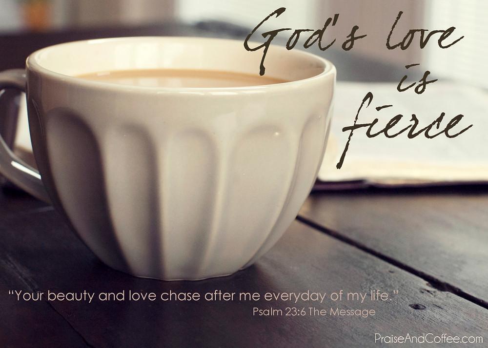 god love is fierce copy