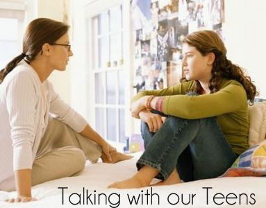 How Do I Get My Teen To Talk To Me?