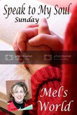 Speak to my Soul Sunday